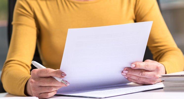 Vente immobilière - Vous avez vos papiers ?