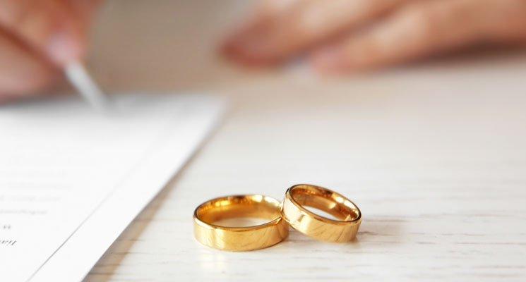 Régime matrimonial - Le changement de tarif, c'est maintenant