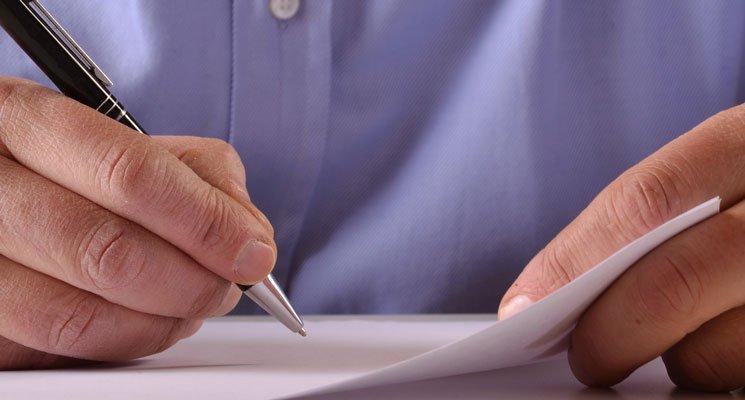 Compromis - Pas de faux pas pour la signature