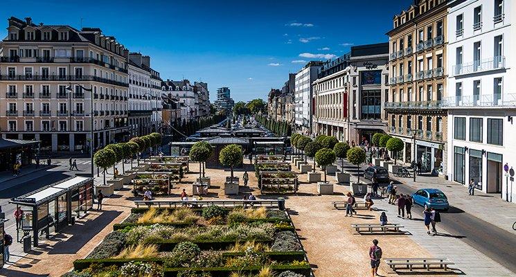 Rennes Métropole - De nouveaux horizons pour l'urbanisation !