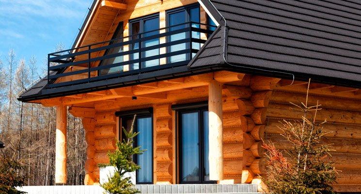 Laissez-vous séduire par la maison bois