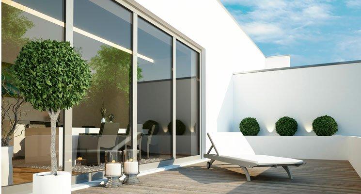 Immobilier neuf : Grand soleil pour les balcons, loggias et terrasses