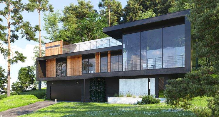 Rénovation énergétique - Craquez pour un camaïeu de vert dans votre maison !