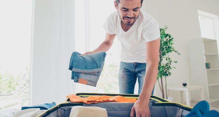 Check list - Location de vacances, bouclez vos valises en toute confiance