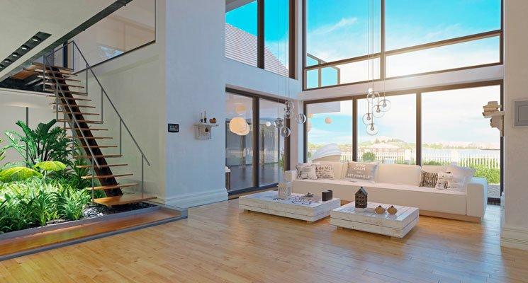 Des aménagements… - Et votre maison se bonifie avec le temps !