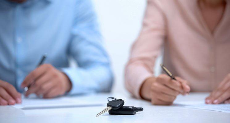 Le casse-tête du divorce : - partager les biens du couple