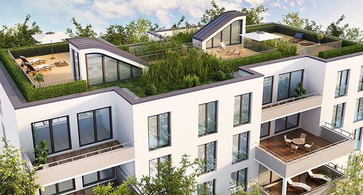 Immobilier - Le neuf est au zénith