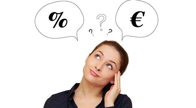 Coût du crédit : le compte est bon ?