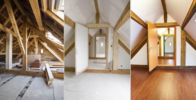 Agrandir et rénover : changer de maison sans déménager