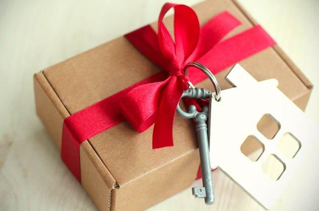 Commandez votre maison… pour Noël
