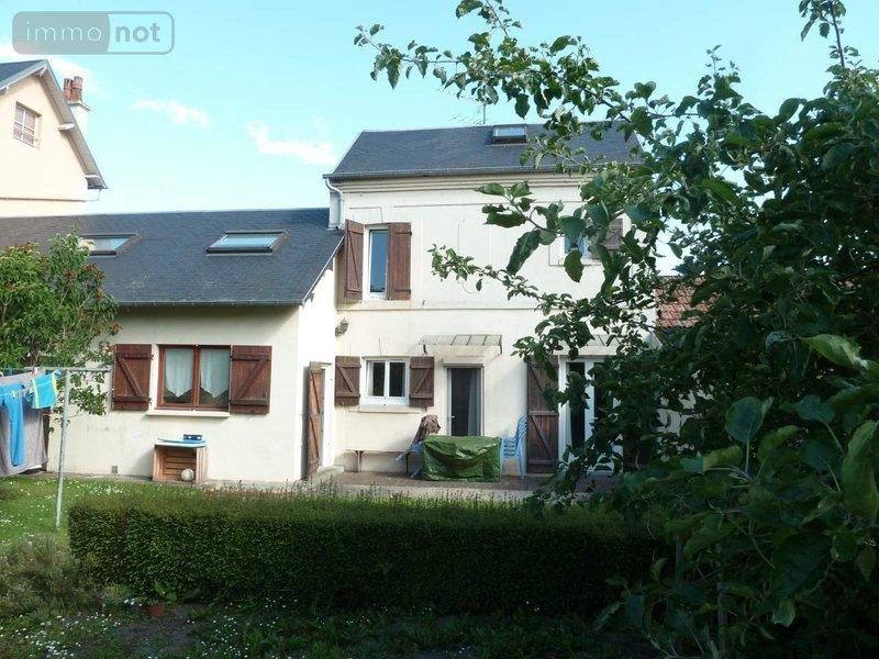 Achat maison a vendre lisieux 14100 calvados 84 m2 5 for Achat maison 84