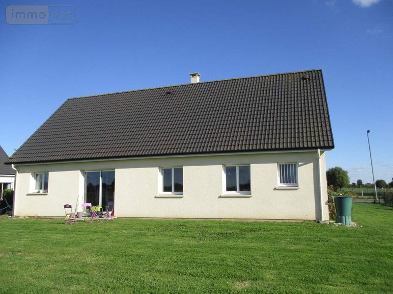 achat maison a vendre pont audemer 27500 eure 160 m2 7 pi ces 213580 euros. Black Bedroom Furniture Sets. Home Design Ideas