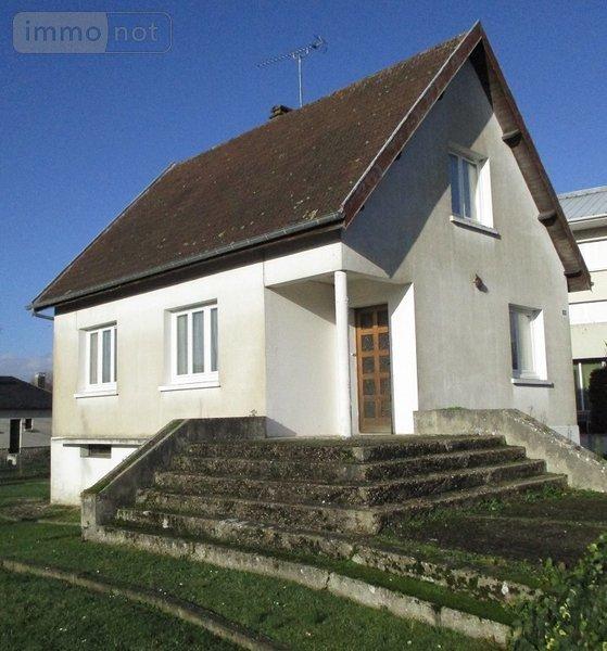 achat maison a vendre pont audemer 27500 eure 80 m2 5 pi ces 119000 euros. Black Bedroom Furniture Sets. Home Design Ideas