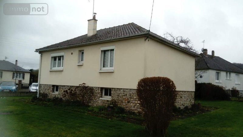 achat maison a vendre pont audemer 27500 eure 63 m2 4 pi ces 135000 euros. Black Bedroom Furniture Sets. Home Design Ideas
