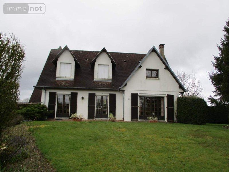 achat maison a vendre pont audemer 27500 eure 122 m2 6 pi ces 172140 euros. Black Bedroom Furniture Sets. Home Design Ideas
