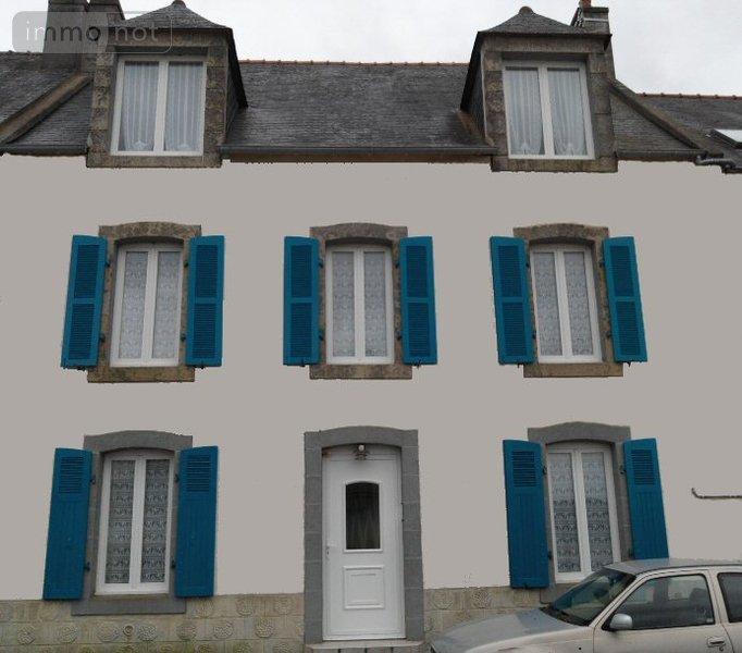A Vendre Maison Romainville 110 M: Maison à Vendre Plomodiern 29550 Finistère
