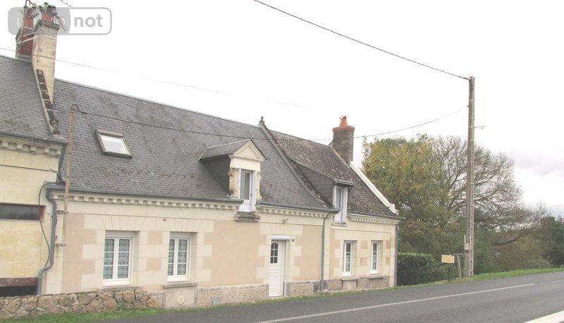 Achat maison a vendre la chapelle sur loire 37140 indre et for Achat maison indre et loire