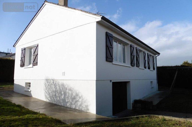 Achat maison a vendre rugles 27250 eure 68 m2 5 pi ces for Achat maison 68