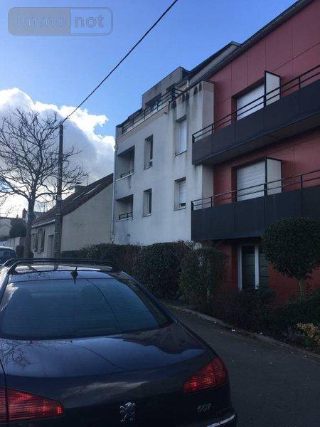 achat appartement a vendre nantes 44300 loire atlantique 51 m2 2 pi ces 126000 euros. Black Bedroom Furniture Sets. Home Design Ideas