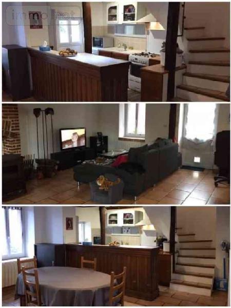 Achat maison a vendre menetou salon 18510 cher 72 m2 3 - Assadet menetou salon ...
