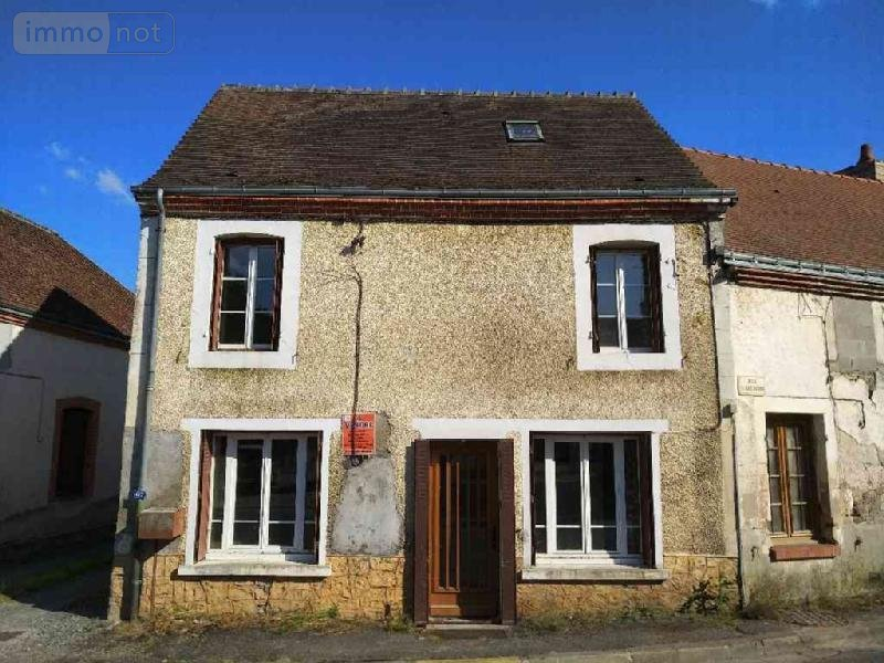Achat maison a vendre genouilly 18310 cher 76 m2 3 for Achat maison 76