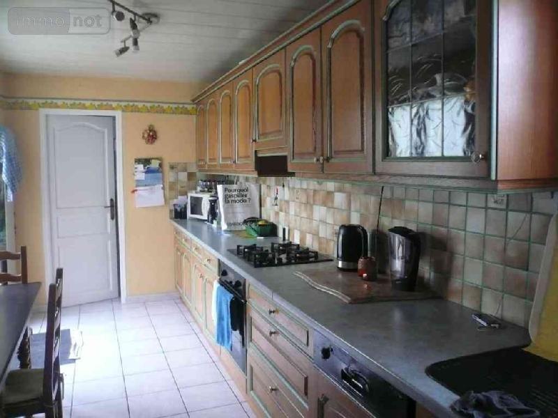 Achat maison a vendre sin le noble 59450 nord 120 m2 6 for Piscine sin le noble