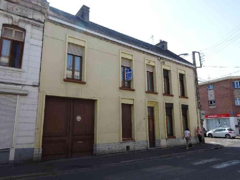 maison a vendre h nin beaumont 62110 pas de calais 9 pi ces 230 m2 171000 euros. Black Bedroom Furniture Sets. Home Design Ideas