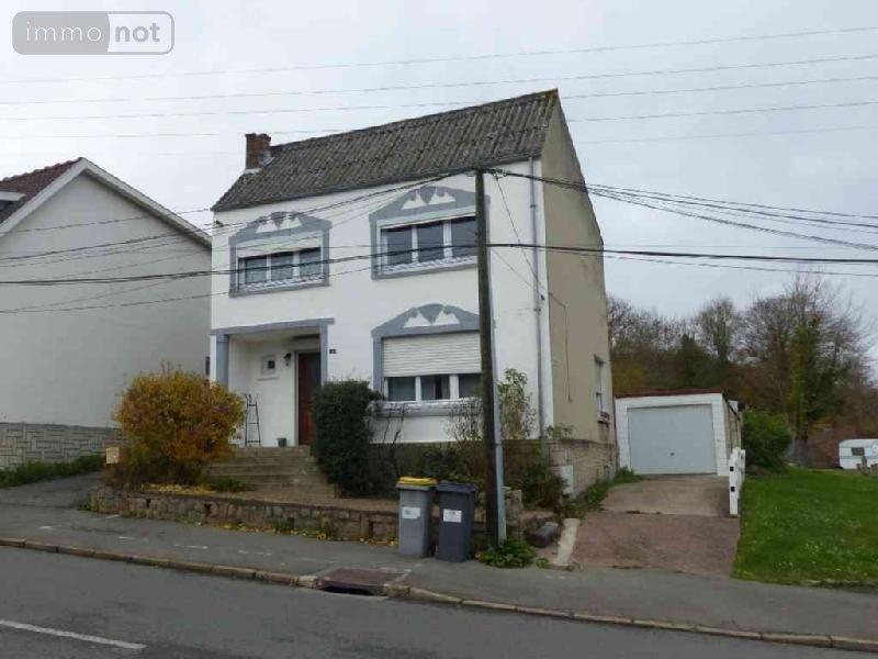 achat maison a vendre divion 62460 pas de calais 91 m2 4 pi ces 126120 euros. Black Bedroom Furniture Sets. Home Design Ideas