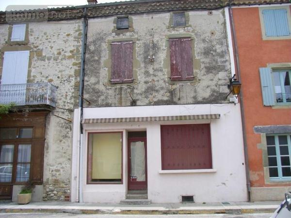 Achat maison a vendre bourdeaux 26460 dr me 65 m2 4 for Maison 80000 euros