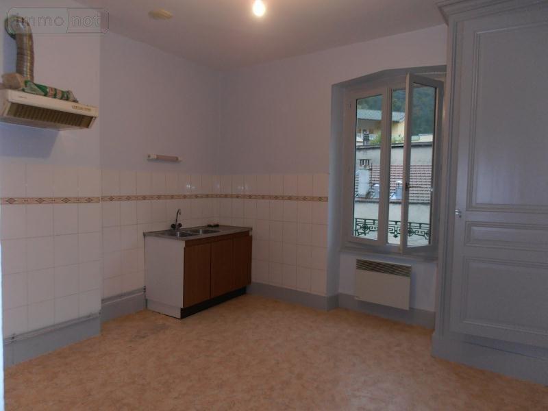 Location appartement saint rambert en bugey 01230 ain 74 for Location appartement l