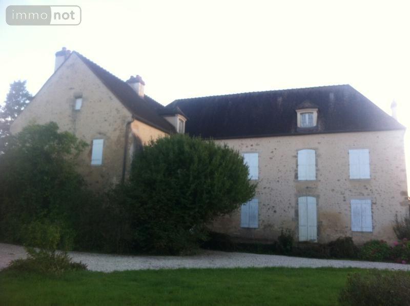 Achat maison a vendre cussy les forges 89420 yonne 13 for Achat maison yonne