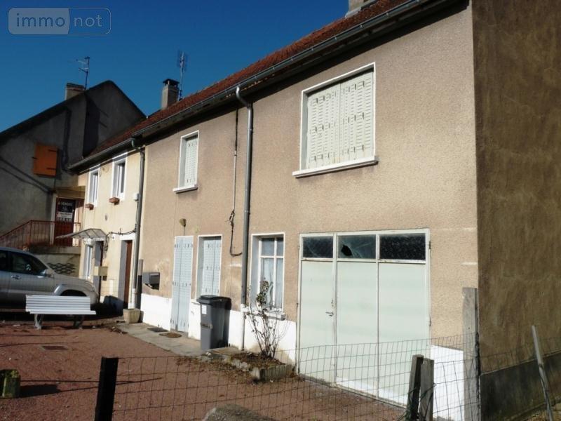 Maison a vendre pinac 71360 sa ne et loire 4 pi ces for Achat maison 30000 euros