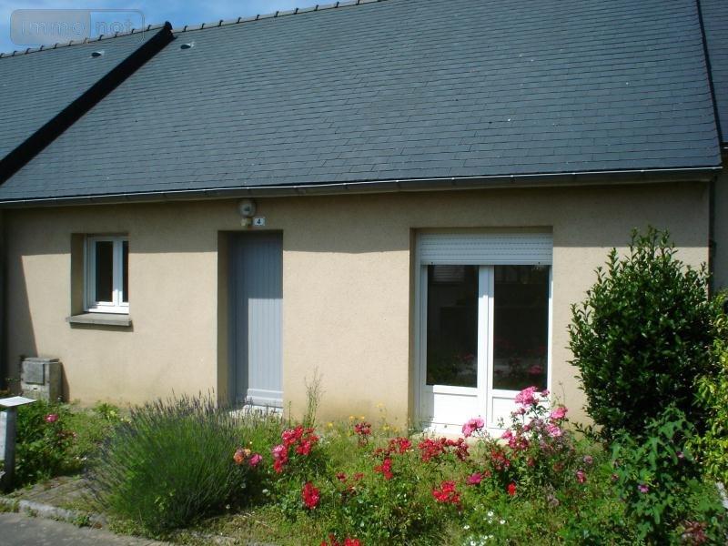 Achat maison a vendre saint georges de reintembault 35420 for Achat et vente maison