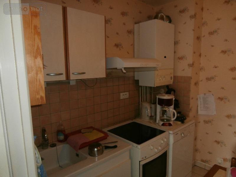 appartement vendre saint flour 15100 cantal 2 pi ces 60 m2 120100 euros. Black Bedroom Furniture Sets. Home Design Ideas