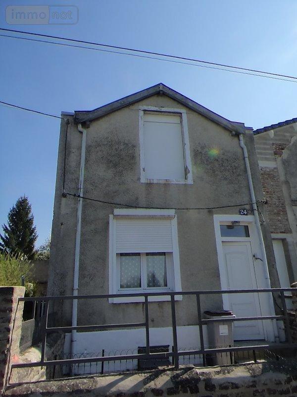 Achat maison a vendre saint quentin 02100 aisne 56 m2 4 for Achat maison 56