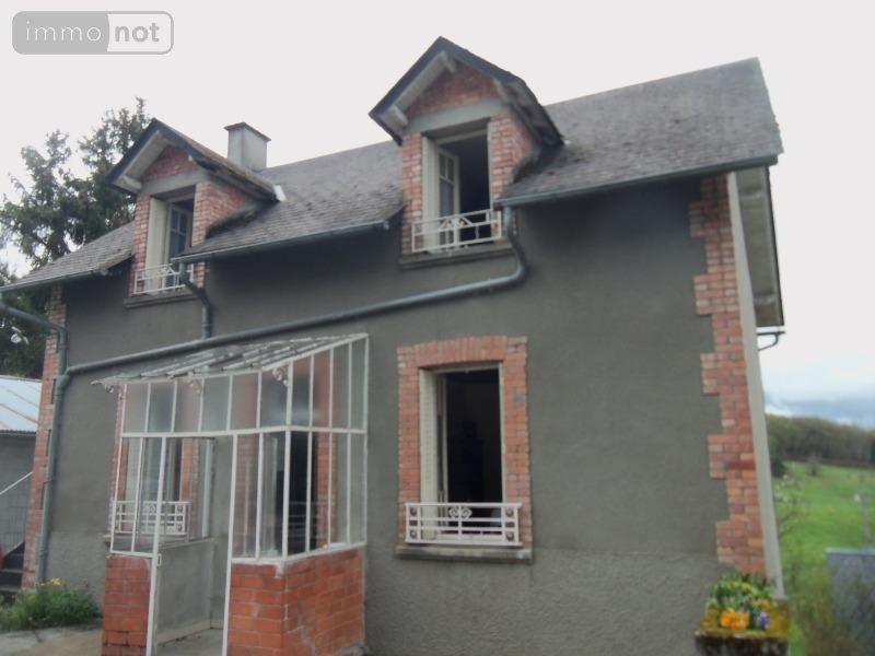 Achat maison a vendre liginiac 19160 corr ze 70 m2 5 for Achat maison correze