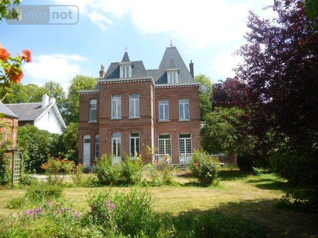 Achat maison a vendre avesnes sur helpe 59440 nord 322 for Achat maison individuelle nord