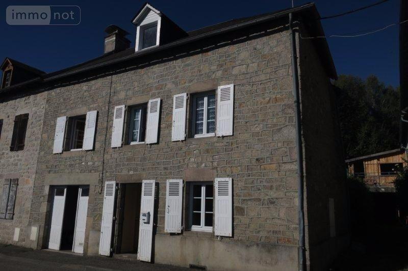 Achat maison a vendre meymac 19250 corr ze 94 m2 4 for Maison moderne 250 000 euros