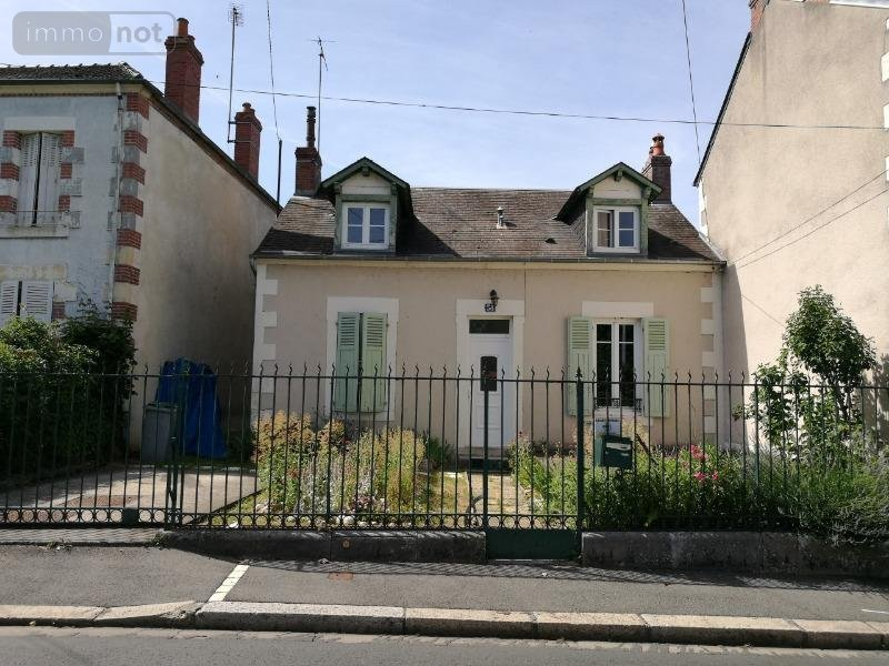 Achat maison a vendre nevers 58000 ni vre 104 m2 5 for Maison nevers