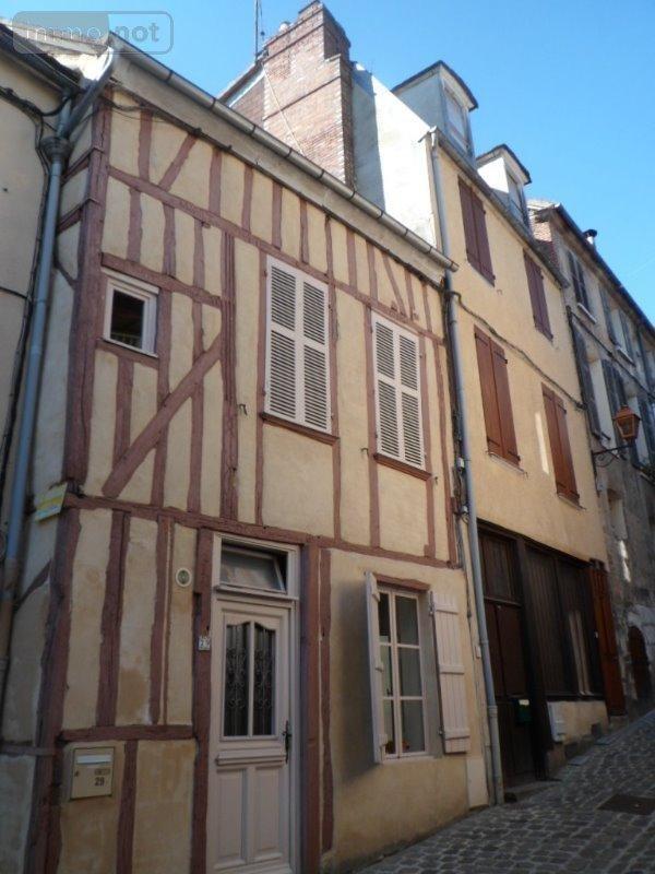 Achat maison a vendre joigny 89300 yonne 60 m2 3 pi ces for Achat maison yonne