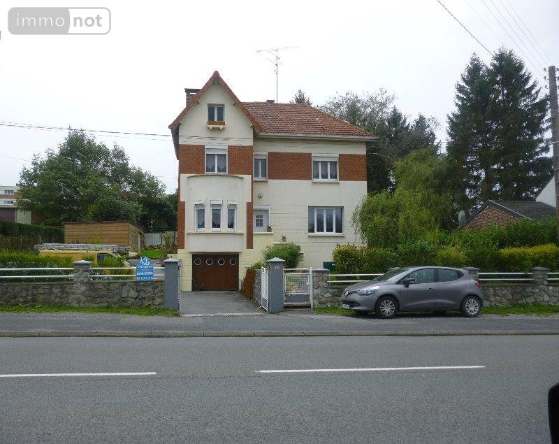 Achat maison a vendre avesnes sur helpe 59440 nord 108 for Achat maison nord