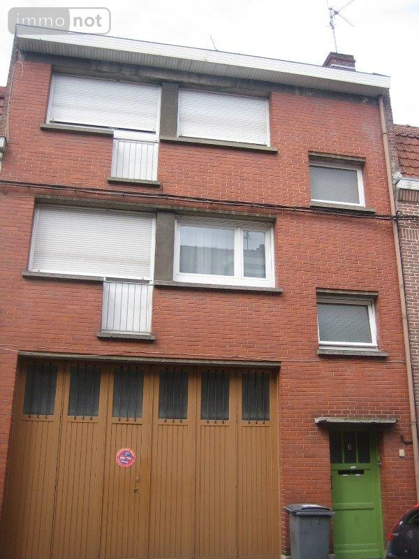 Location appartement loos 59120 nord 3 pi ces 47 m2 for Location garage loos 59120