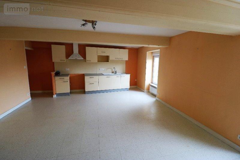 Location appartement tramayes 71520 sa ne et loire 62 m2 for Location appartement l
