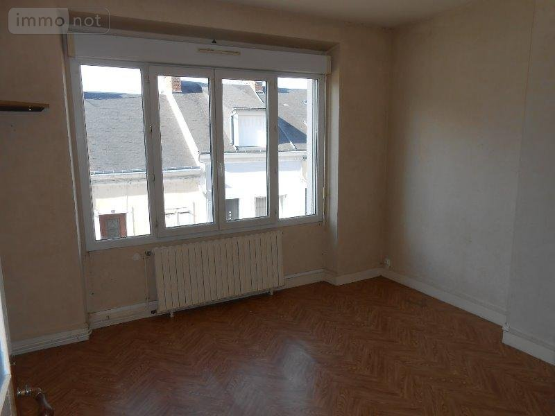 Achat immeuble de rapport a vendre nogent le rotrou 28400 for Achat maison romainville