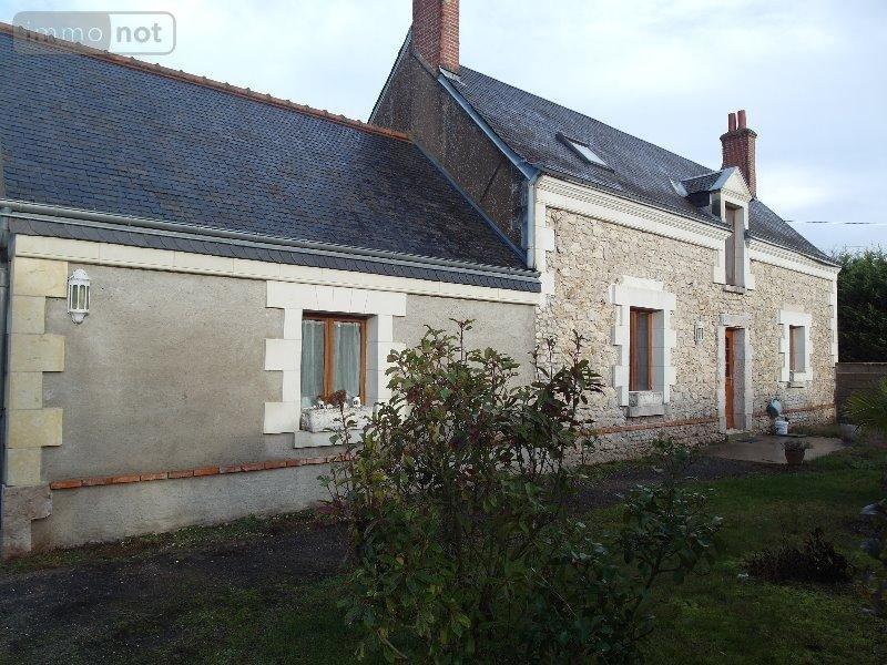 Maison a vendre Chitenay 41120 Loir-et-Cher 161 m2 5 pièces 199200 euros 939a71feda39
