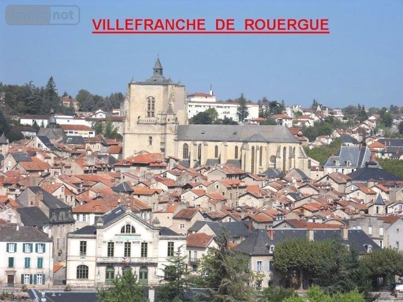 achat appartement a vendre villefranche de rouergue 12200 aveyron 69 m2 3 pi ces 77000 euros. Black Bedroom Furniture Sets. Home Design Ideas