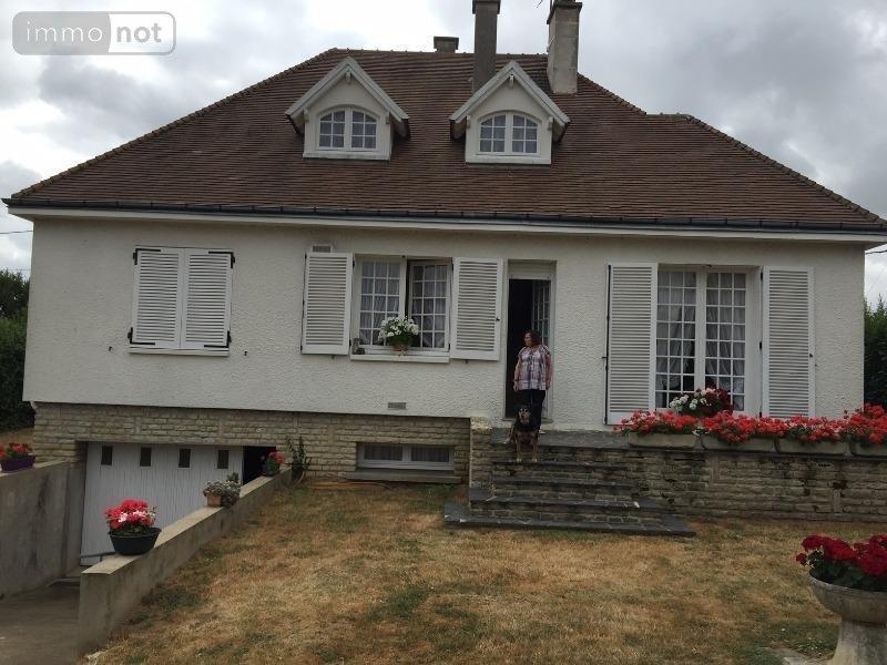 Viager maison ch tellerault 86100 vienne 4 pi ces 100 m2 for Extension maison 30000 euros