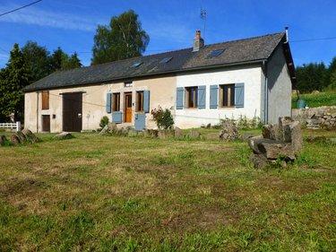 Achat maison champeau en morvan 21210 vente maisons for Achat maison 21