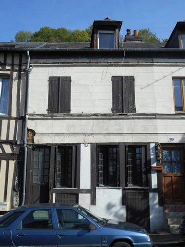 achat maison a vendre pont audemer 27500 eure 46 m2 2 pi ces. Black Bedroom Furniture Sets. Home Design Ideas