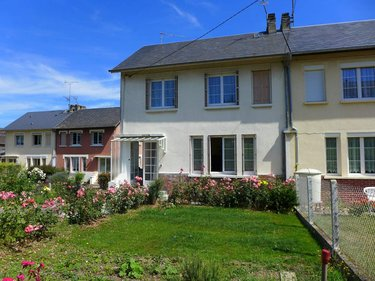 achat maison a vendre pont audemer 27500 eure 77 m2 4 pi ces 117750 euros. Black Bedroom Furniture Sets. Home Design Ideas